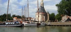Zeilen naar Hoorn met IJsselmeerzeilers