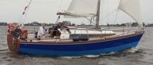 Zeilboot Altair
